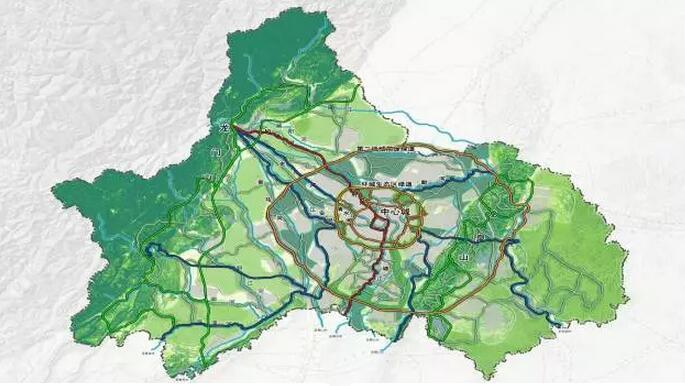 毗河二期水库最新地图